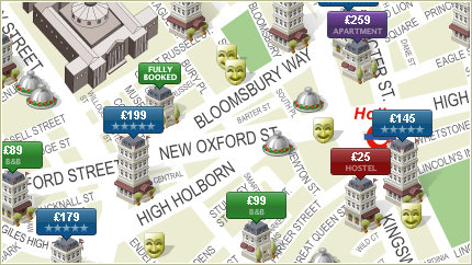 London Free Map.London Hotel Map All Of London S Hotels On One Map Londontown Com