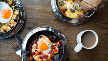 Easter Bottomless Brunch in London