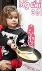 The Great Spitalfields Pancake Race