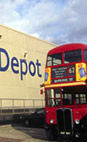 The Depot, (Acton's London Transport Museum) hotels title=